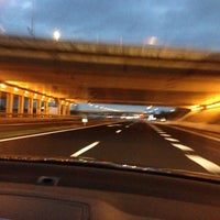 Photo taken at A9 (Hoofddorp-West) by Boudewijn V. on 12/15/2012