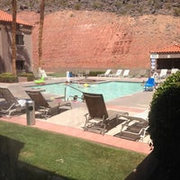 Photo taken at Ramada St George by Boudewijn V. on 7/25/2013