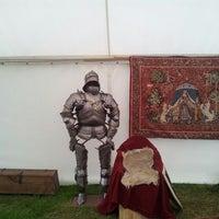 Photo taken at VIP-шатер by MasterHotelier on 6/22/2013