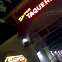 Photo taken at Super Taqueria by Jesus D Z. on 8/1/2013
