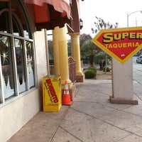 Photo taken at Super Taqueria by Jesus D Z. on 12/17/2013