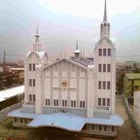 Photo taken at Iglesia ni Cristo Church by Mark H. on 2/13/2013