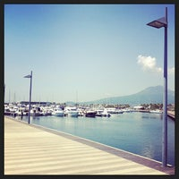 Photo taken at Yacht Club marina Di Stabia by Leonardo B. on 7/2/2013