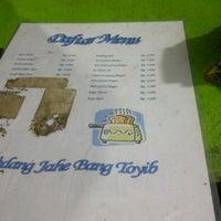 Photo taken at Serabi durian by ryaa D. on 10/25/2012