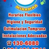 Photo taken at Cendi Miramar Estancia Infantil by Mireya B. on 6/12/2013