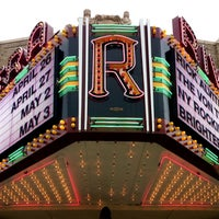 Photo taken at Riviera Theatre & Performing Arts Center by Riviera Theatre & Performing Arts Center on 4/26/2014