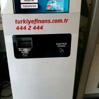 Photo taken at Türkiye Finans by RECEP B. on 4/21/2017