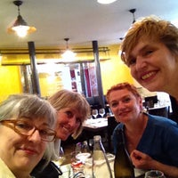 Photo taken at Comme Chez Maman by Jaklien D. on 4/25/2015