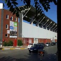 Photo taken at Maltepe Hasan Polat Stadı by Selim E. on 7/6/2013