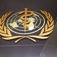 Photo taken at World Health Organization - Main Building by Oscar A. on 7/9/2013