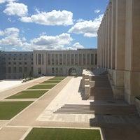 Снимок сделан в UNECE Geneva пользователем Oscar A. 6/21/2013