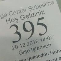 Photo taken at Garanti Bankası by Bekir sıtkı G. on 12/20/2016