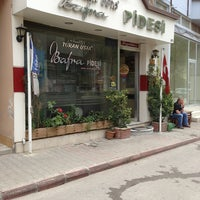 Photo taken at Turan Usta Pide by Emrah Ö. on 7/1/2013