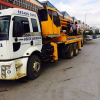 Photo taken at Hidrokar makina sanayi şovrum by Emre G. on 6/12/2015