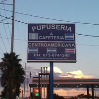 Photo taken at Pupuseria y Cafeteria Centroamericano by Ana M. on 9/8/2013