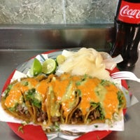 Photo taken at Tacos Primo by E G. on 6/23/2013