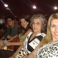 Photo taken at Teatro Pedro Salomao Jose by Marcos T. on 10/26/2013