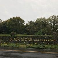 Photo taken at Black Stone Golf & Resort by IvY JeeHae L. on 10/21/2016
