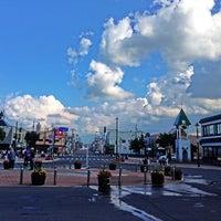 Photo taken at Biei Station (F37) by Natjitree P. on 7/16/2013