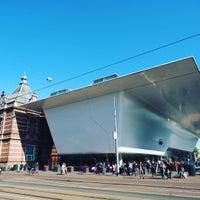 Photo taken at SMBA (Stedelijk Museum Bureau Amsterdam) by Allan S. on 10/2/2015