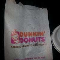 Photo taken at Dunkin Donuts by Ihtsham W. on 11/9/2013