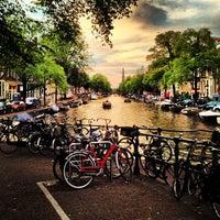 Foto tomada en Prinsengracht por Visne K. el 8/8/2013