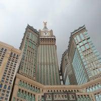 Photo taken at Raffles Makkah Palace by Abdulaziz a. on 12/20/2012