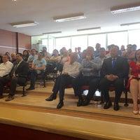 Photo taken at Sala de Juicios Orales   UVM by Suue O. on 7/16/2016