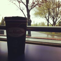 Photo taken at Tim Hortons by Majed Alk on 9/4/2013