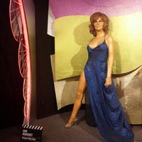 Photo taken at Movieland Wax Museum of the Stars by Majed Alk on 10/18/2014