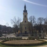 4/2/2016 tarihinde Bence M.ziyaretçi tarafından Savoyai Jenő tér'de çekilen fotoğraf