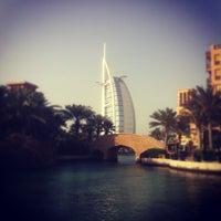 Photo taken at Souq Madinat Jumeirah by Ahmad A. on 4/3/2013