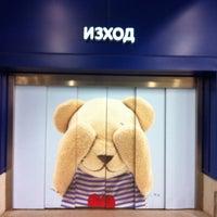 Photo taken at IKEA by Nikolay T. on 11/4/2012