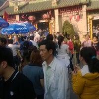 Photo taken at Chua ba Binh Duong by Kiên L. on 2/9/2014