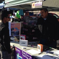 Photo taken at Foothill Swap Meet by Manuel M. on 12/15/2013