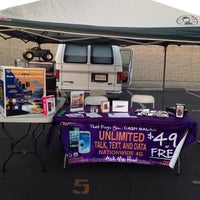 Photo taken at Foothill Swap Meet by Manuel M. on 12/29/2013