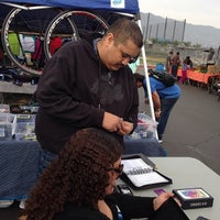 Photo taken at Foothill Swap Meet by Manuel M. on 1/12/2014