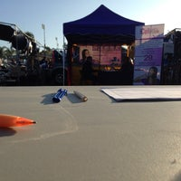 Photo taken at Foothill Swap Meet by Manuel M. on 12/22/2013