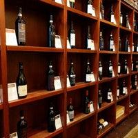 Photo taken at Italian Wine Merchants by Bennet G. on 12/31/2016
