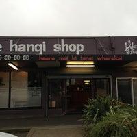 Photo taken at The Hangi Shop by David S. on 9/21/2013