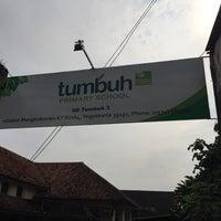 Photo taken at Tumbuh Primary School by Fauzan Erich E. on 11/21/2016