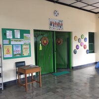 Photo taken at Tumbuh Primary School by Fauzan Erich E. on 11/30/2016