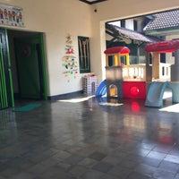 Photo taken at Tumbuh Primary School by Fauzan Erich E. on 1/27/2017
