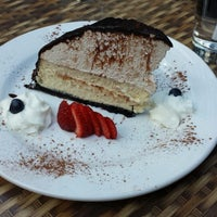 Photo taken at Everest Restaurant & Lounge by Daniel S. on 6/30/2013