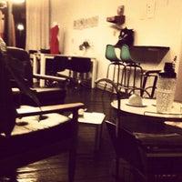Photo taken at Koko Coffee & Design by Mat A. on 11/28/2012