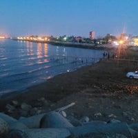 Photo taken at Stone Beach by Ashkan R. on 1/23/2015