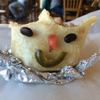 Photo taken at Anna's Taqueria by BostonTweet on 12/7/2014