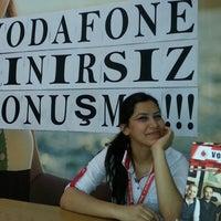 Photo taken at Vodafone Direkci iletisim by EsRa P. on 6/20/2013