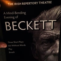Photo taken at The Irish Repertory Theatre by Maxamoo M. on 10/17/2013