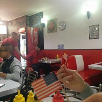 Photo taken at Bil's Diner by Justin A. on 5/15/2014